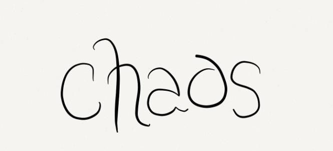 odd opposites chaos