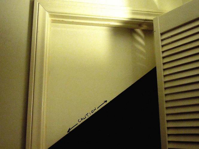 dangerous door