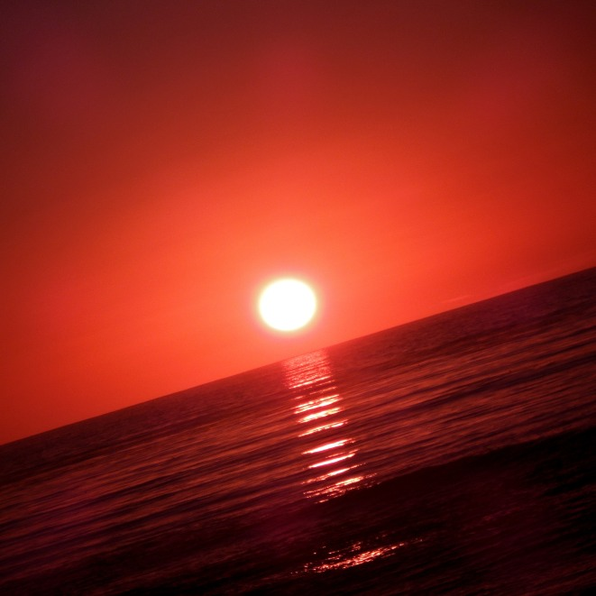 sunset 12:22 9