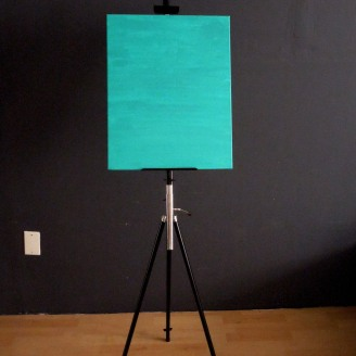 blank canvas- painting