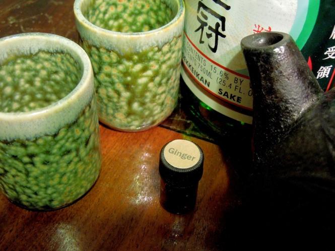 sake-ginger