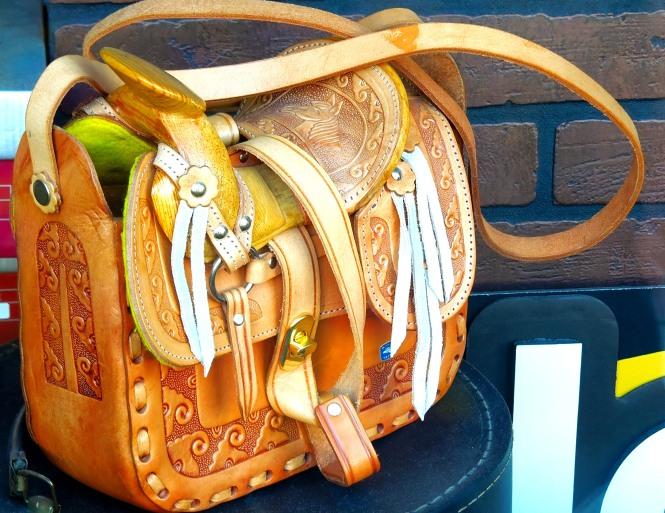 spare parts purse
