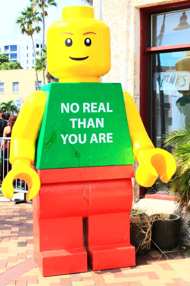 lego no real than you are-SE