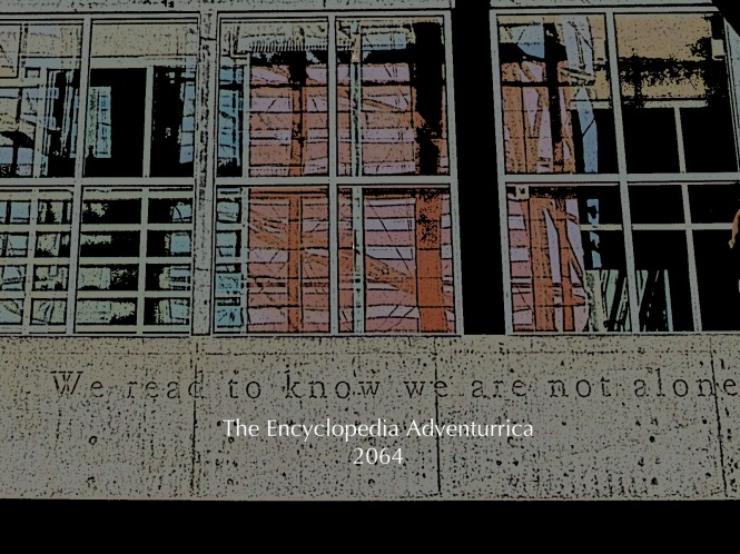 the encyclopedia adventurrica
