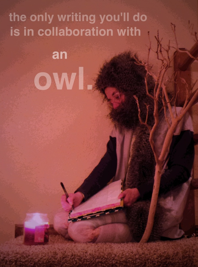 ISE collaboration with owl