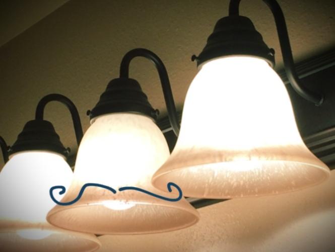 face lamp