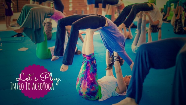 intro acro yoga