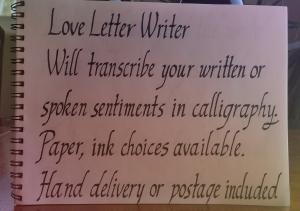 love letter writer-1